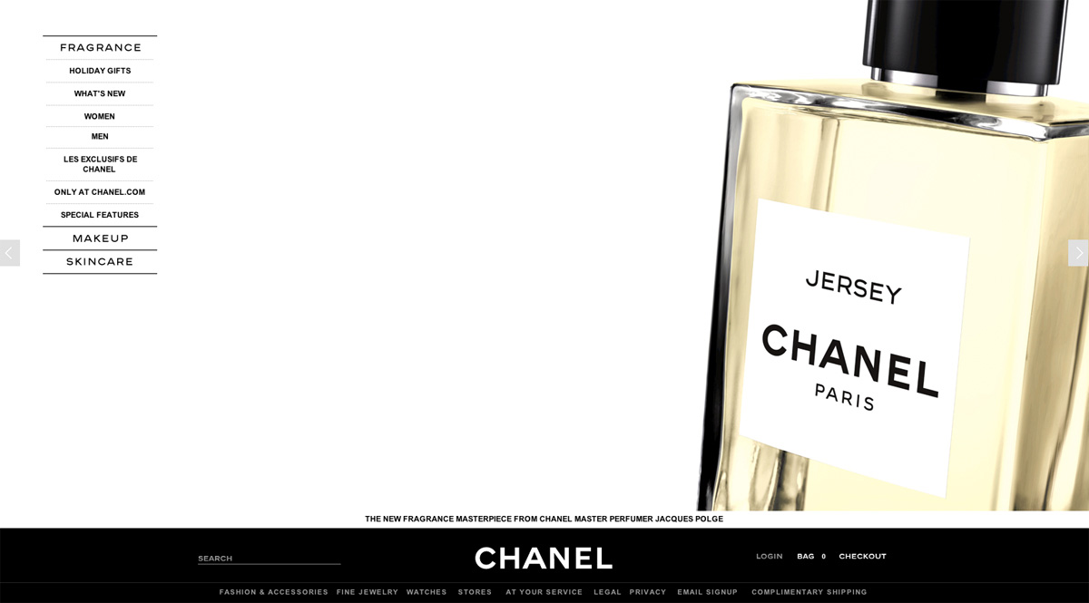 Chanel Screenshot #2