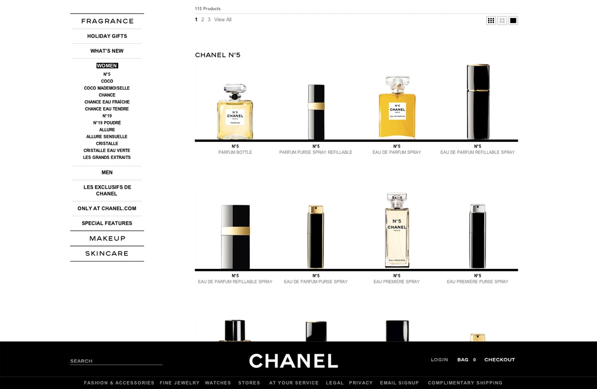 Chanel Screenshot #3