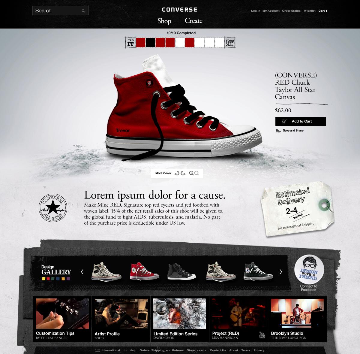 Converse Screenshot #4
