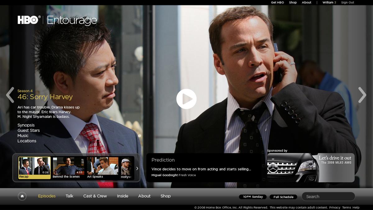 HBO Screenshot #3