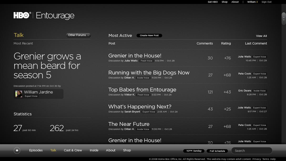 HBO Screenshot #5