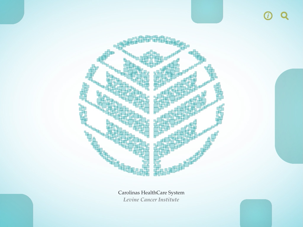 Levine Cancer Institute's Donor App Screenshot #1