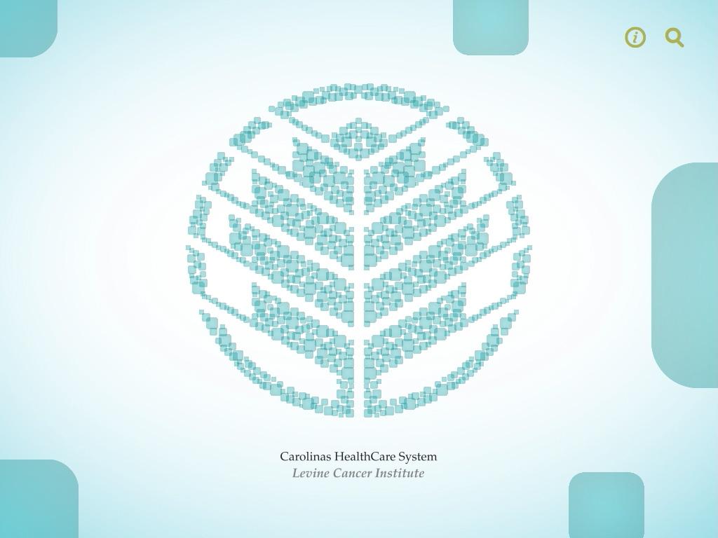 Levine Cancer Institute's Donor App Screenshot #1