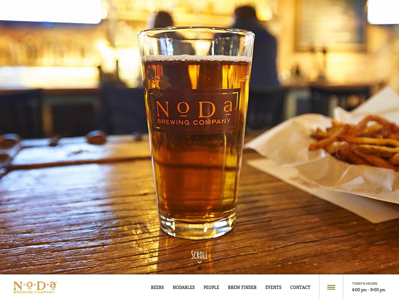 NoDa Brewing Company's Screenshot #2