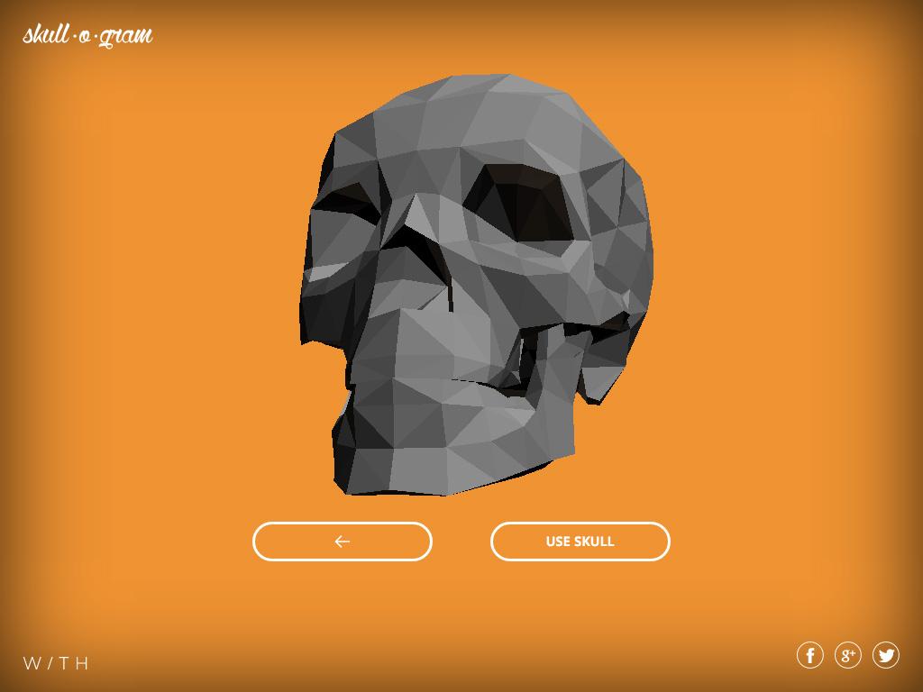 Skull-o-gram Screenshot #3