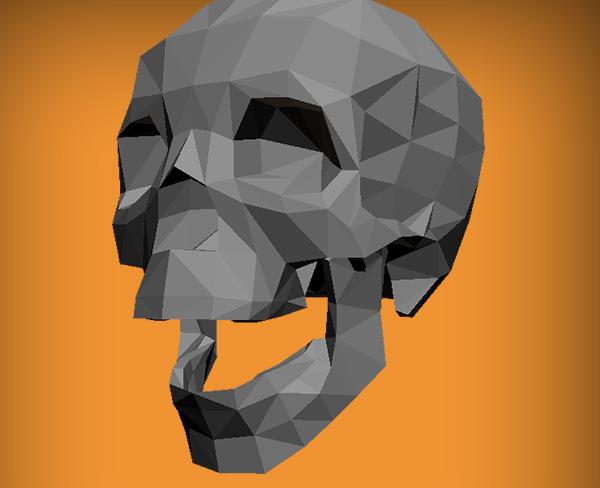 Skull-o-gram