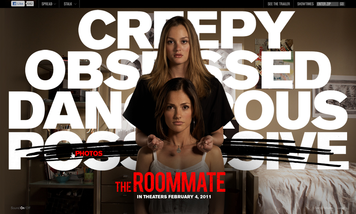 The Roommate Screenshot #1