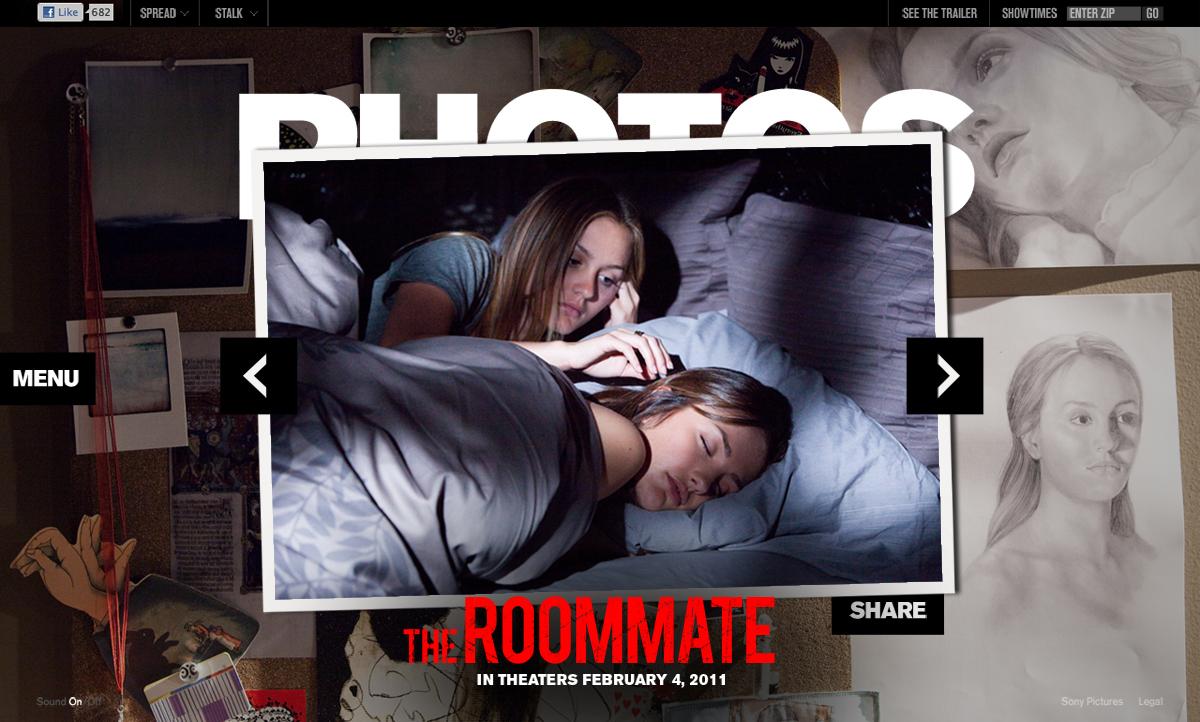 The Roommate Screenshot #2