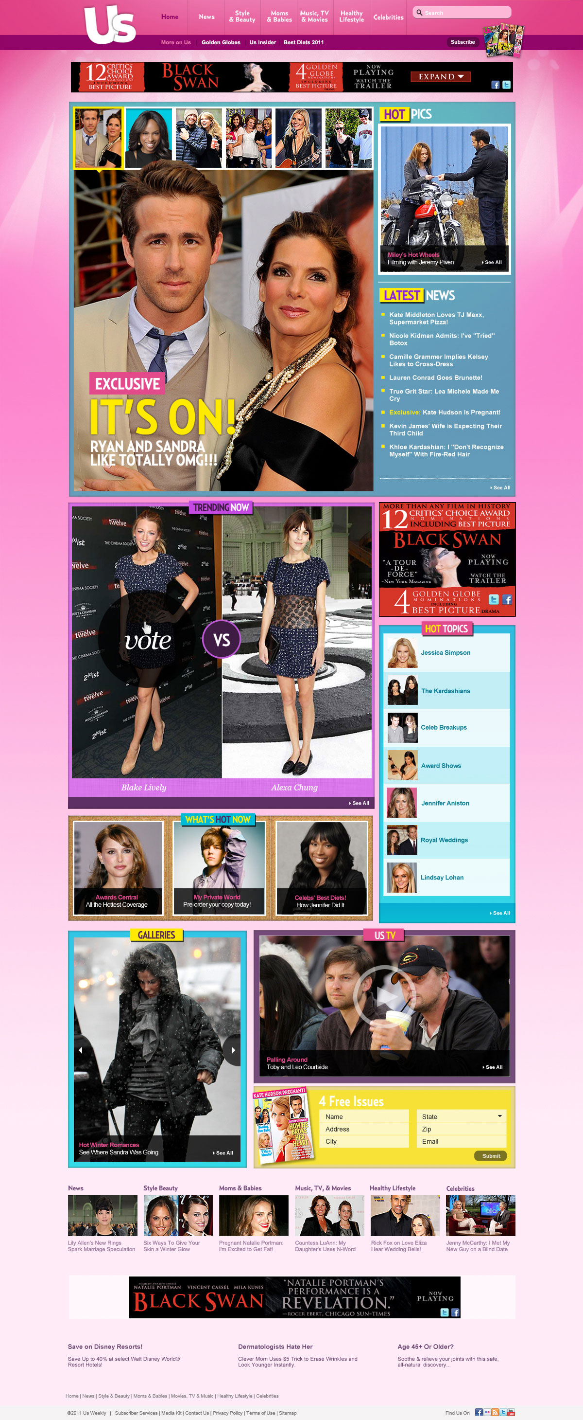 US Weekly Screenshot #1